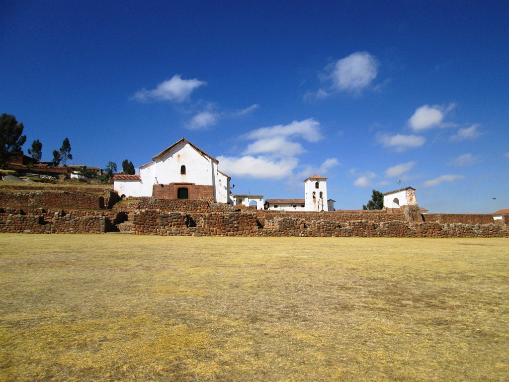 Chinchero: vilarejo e sítio no Vale Sagrado